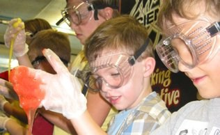Guts, Goo, and Gross Science Summer Camp – August 13-17