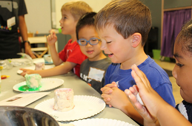 Tiny Tinkerers Summer Camp – July 23-27