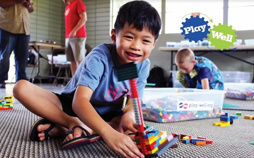 Play-Well LEGO Summer Camp, August 16-20